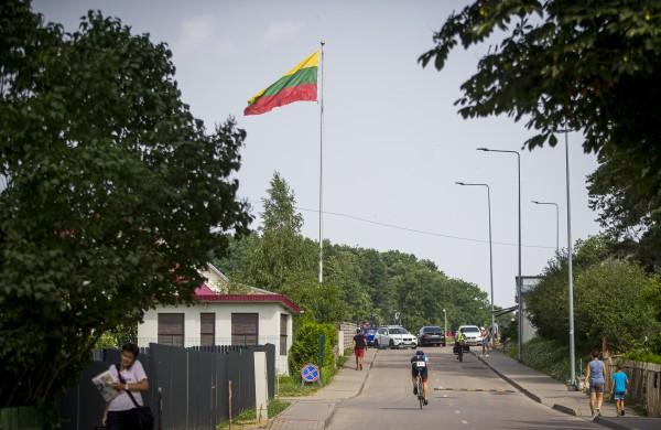 Atkakliame Jonavos triatlone ryškiausiai spindėjo T. Kopūstas ir I. Urbonavičiūtė