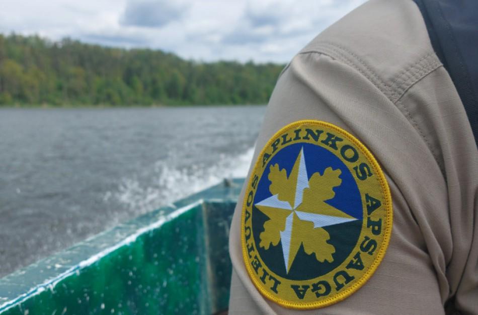 Aplinkos apsaugos departamentas primena: reaguojame į pranešimus visą parą