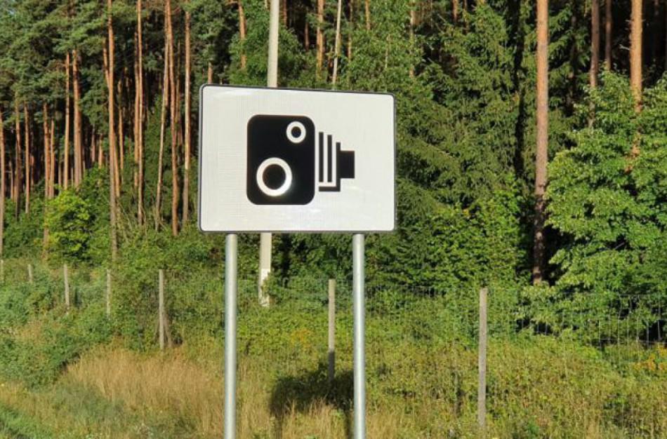 Akcentuojama, kad greičio radarai įrengiami avaringose kelio atkarpose: kiek eismo įvykių užfiksuota kelyje Jonava - Kaunas?