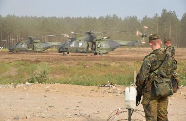 Reikšmingas NATO partnerystės pavyzdys: Vokietijos investicijos į karinę infrastruktūrą Lietuvoje