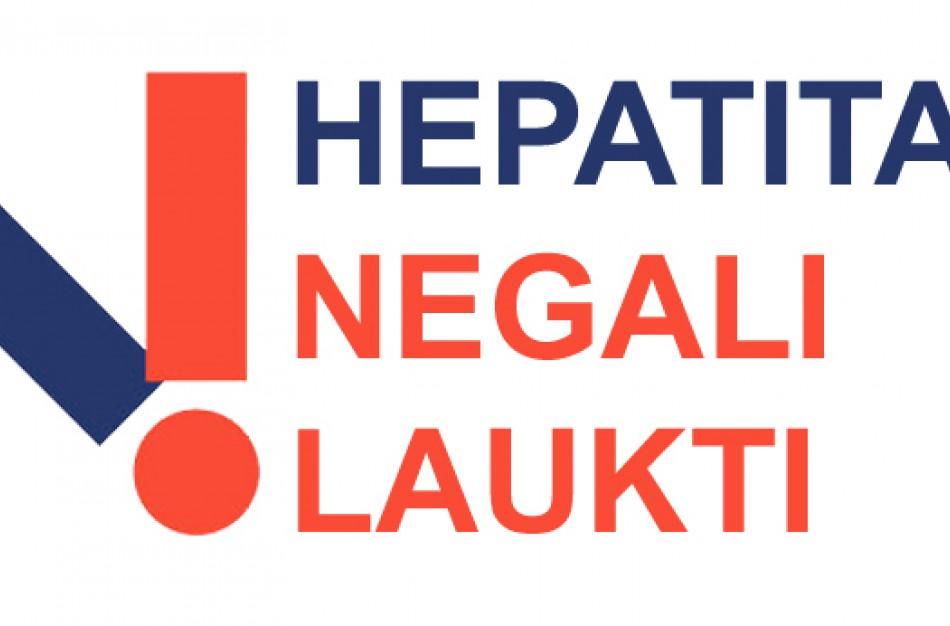 Bus pažymima Pasaulinė hepatitų diena