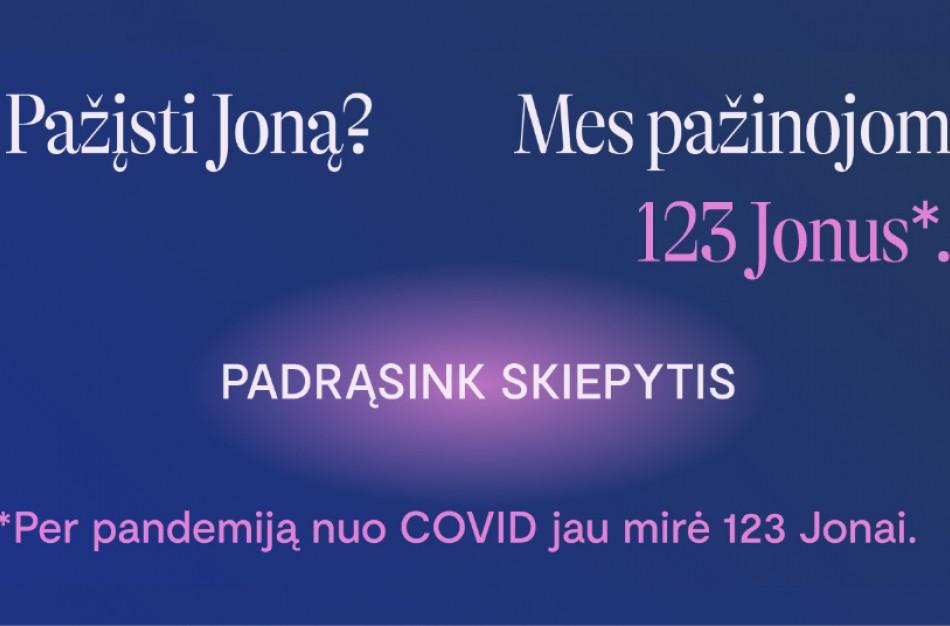 Apskaičiavo, kokie vardai dažniausiai minimi COVID-19 mirčių statistikoje