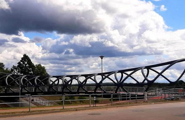 Naujojo tilto atidarymas - jau rytoj