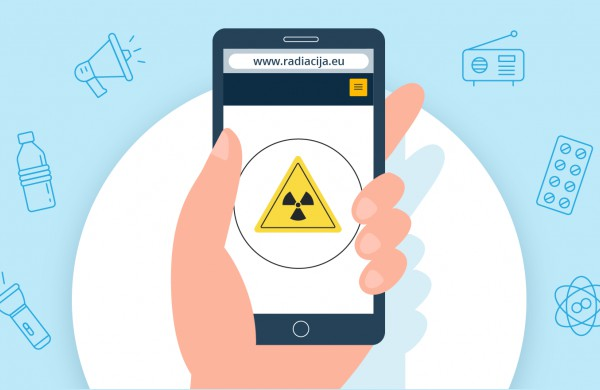Radiacinės saugos centras: kiekvienas gyventojas turėtų domėtis ir būti pasirengęs galimos branduolinės ar radiologinės avarijos atveju