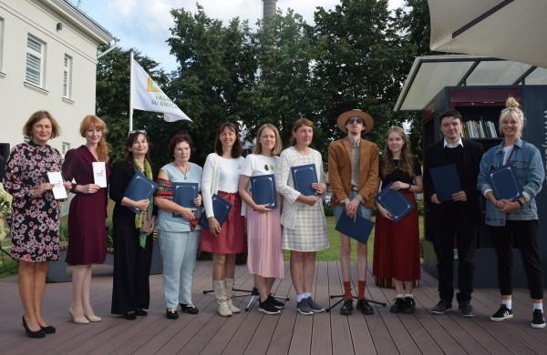 """Jonavos viešoji biblioteka atvėrė  """"Miesto skaitinių"""" knygą!"""