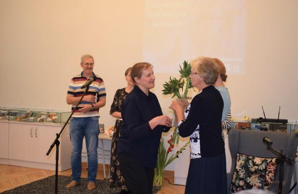 """Jonavos rajono poezijos klubui """"Šaltinis"""" 35-eri!"""