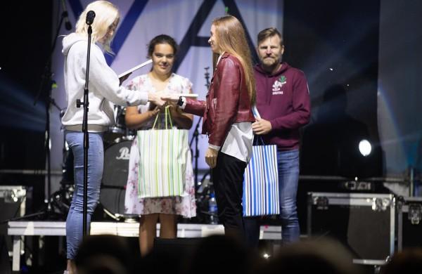 Apdovanotos geriausios jaunimo iniciatyvos