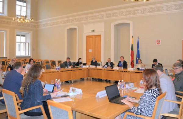 Po Europos Komisijos vizito – žinia apie 37 milijonų eurų finansinę paramą Lietuvai