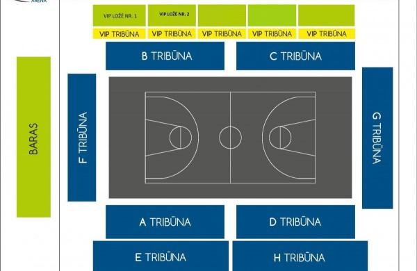Ložių nuomos konkursas Jonavos sporto arenoje LKL 2021/2022 m. sezonui