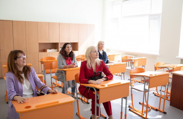 Jonavos rajono mokyklos ruošiasi naujiems mokslo metams