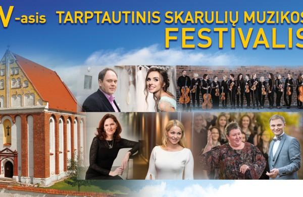 Skarulių muzikos festivalyje – legendinė atlikėja Vaida Genytė
