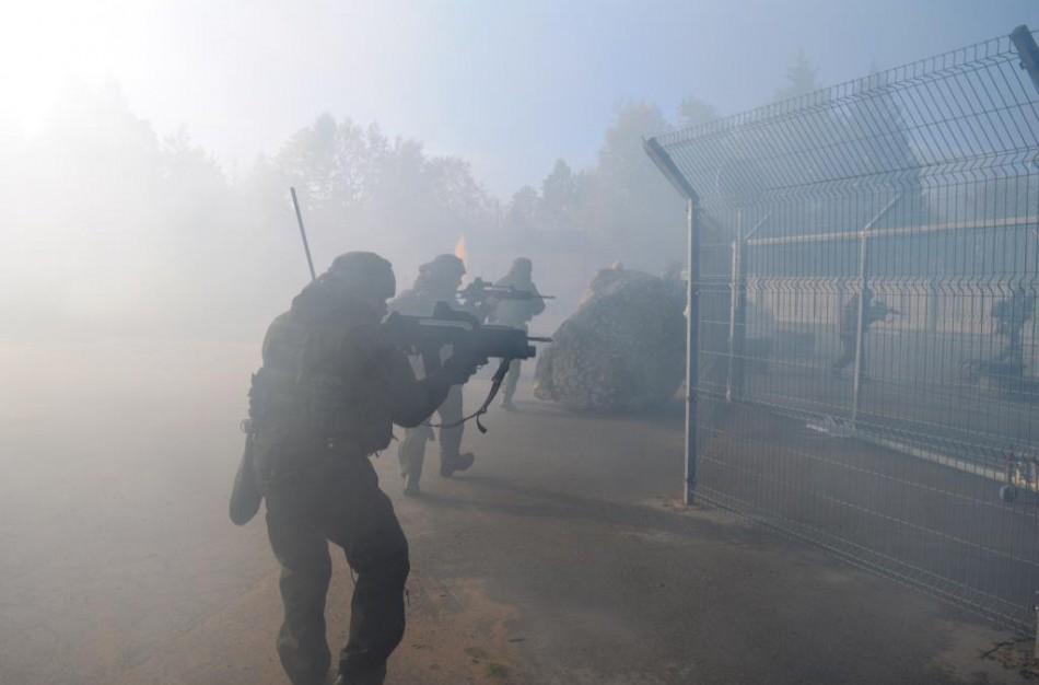 Gaižiūnų poligone rugsėjo mėnesį vyks kovinio šaudymo ir lauko pratybos