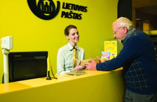 Lietuvos paštas planuoja kas savaitę atspausdinti 250 tūkst. galimybių pasų