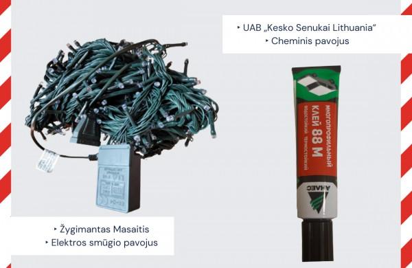 """Pavojingus gaminius į rinką teikusiems Žygimantui Masaičiui ir UAB """"Kesko Senukai Lithuania"""" skirtos baudos"""
