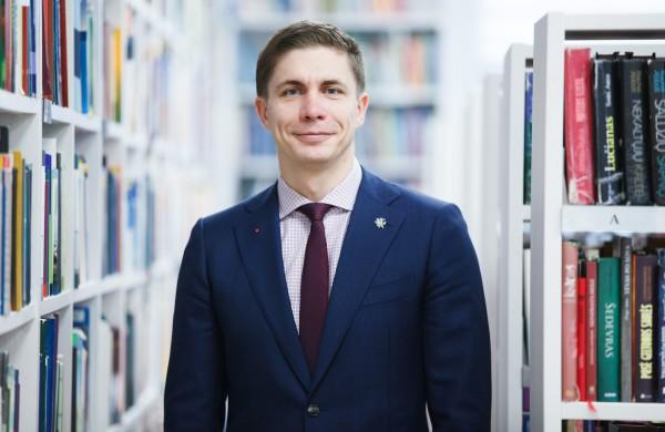 Meras M. Sinkevičius sveikina Rugsėjo 1-osios proga