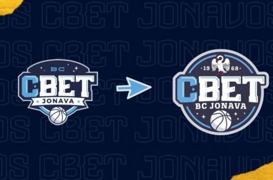 """Jonavos """"CBet"""" krepšinio klubas oficialiai pristato savo naują logotipą"""