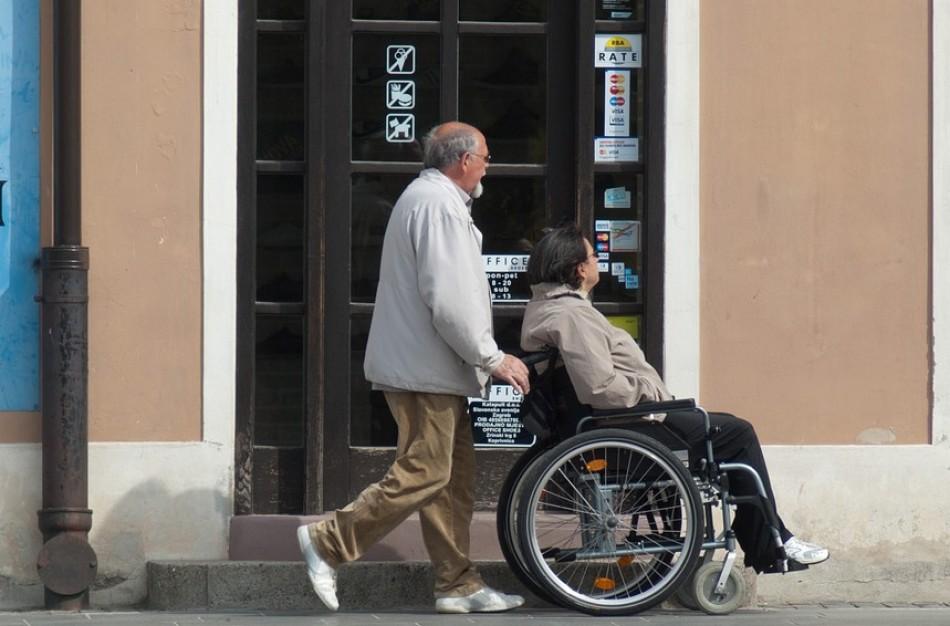 Asmeninė pagalba žmonėms su negalia Jonavos rajone