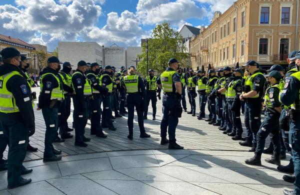 Policija informuoja: ir kitų miestuose vyksiančių renginių metu maksimaliai užtikrins viešąją tvarką