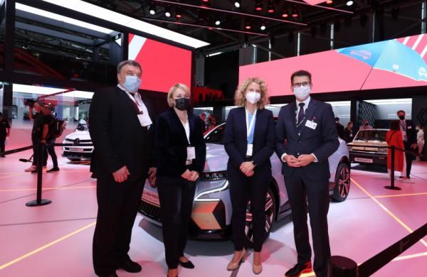 """A. Armonaitė: """"Lietuva yra Vokietijos automobilių gamintojų akiratyje"""""""