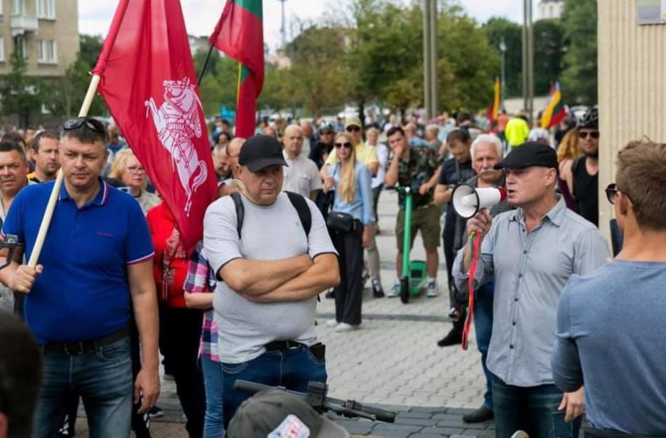 Pareigūnai sulaikė A. Lobovą