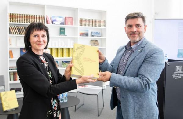 Nauja Lietuvos raudonoji knyga pradėjo savo kelionę į plačiąją visuomenę