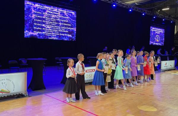 Jonavoje turime Lietuvos čempionus