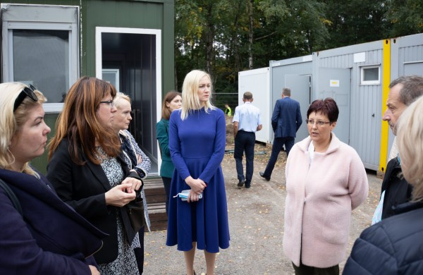 Į Ruklos PPC atvyks nauji gyventojai, šiandien čia lankysis ir ministrė Monika Navickienė