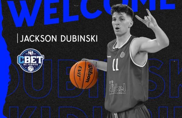"""Trenerių štabą įtikinęs J. Dubinski lieka Jonavos """"CBet"""" komandoje"""