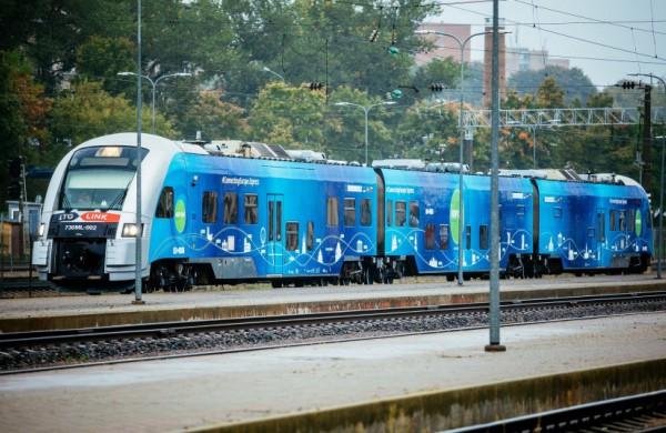 Išskirtinė pramoga šeštadienį: mobili paroda traukinyje, kuris sustos ir Jonavoje