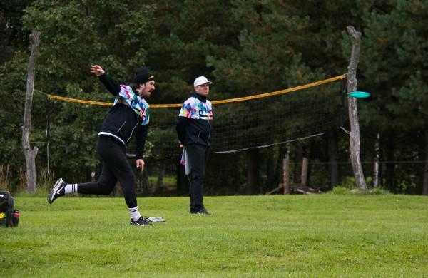 Finišavo rekordiškai gausus Lietuvos diskgolfo taurės sezonas