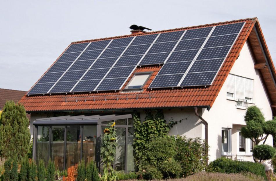 Informacija gyventojams, norintiems gauti finansavimą saulės elektrinių įsirengimui arba iškastinį kurą naudojančių šilumos įrenginių pakeitimui
