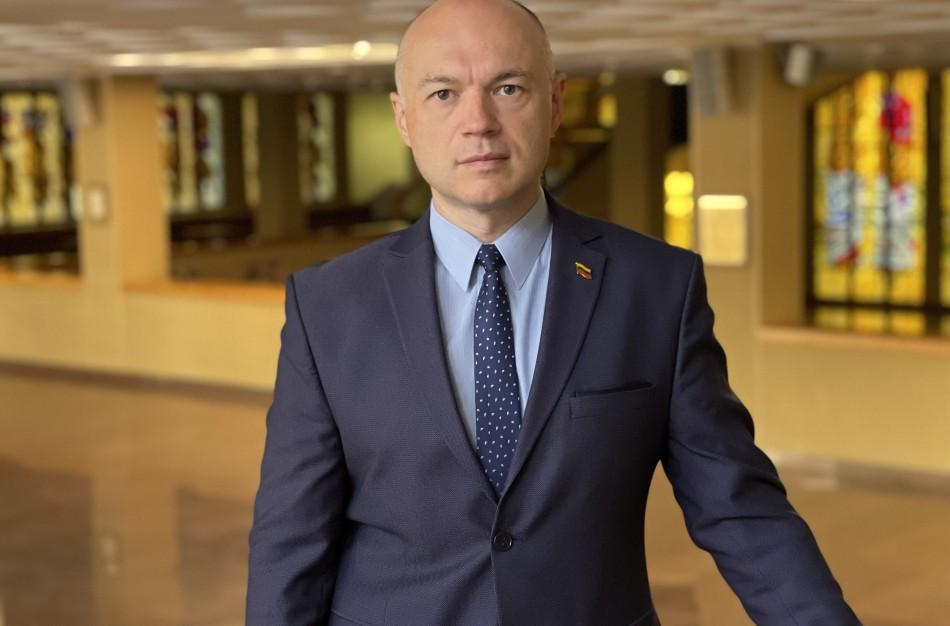 Seimo narys E. Sabutis: Jonavos ligoninės likimas vis dar neaiškus