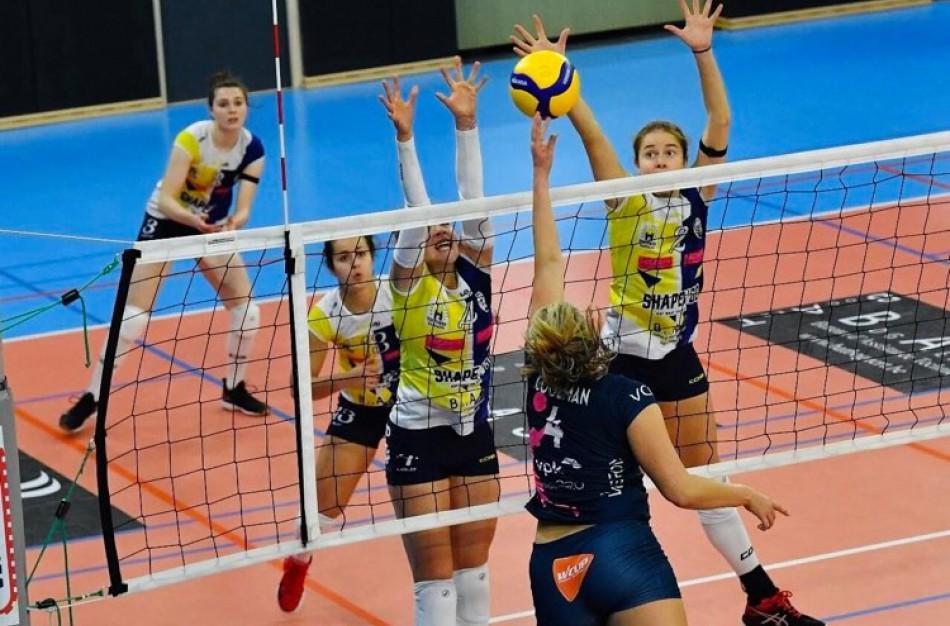 JAV ir Belgijos nepakako: Jonavoje užaugusi tinklininkė šį sezoną atstovauja Šveicarijos komandai