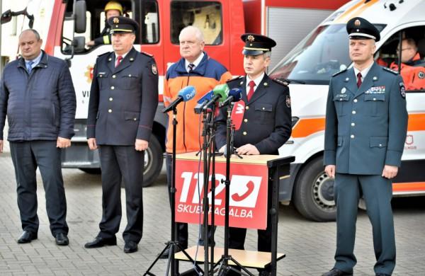 Skubiosios pagalbos tarnybas bus galima išsikviesti tik numeriu 112