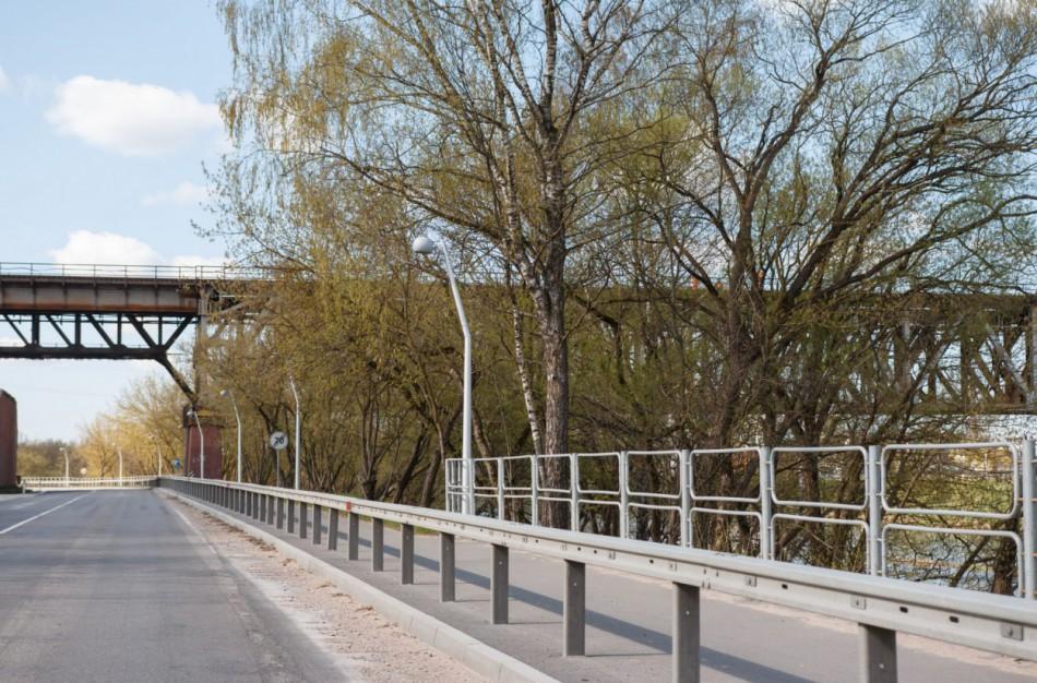 Laikinai bus uždarytas eismas Taurostos gatve (A6 keliu)