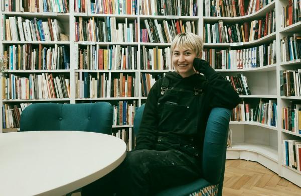"""Bailey Keogh: """"Įkvėpimas man - pasaulio suvokimas, kurį galiu perkelti ant drobės"""""""