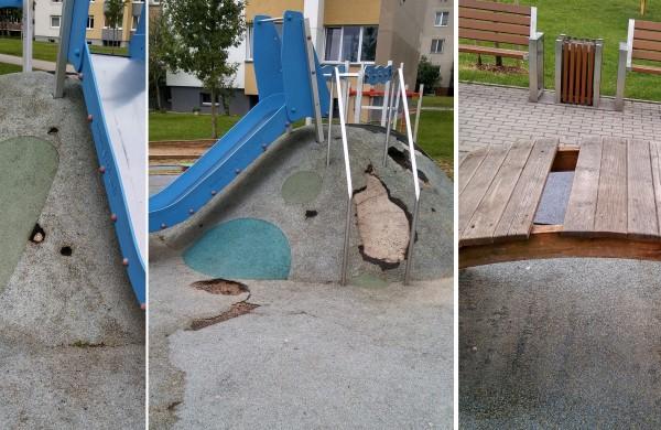 Jonavietė Lina: (Ne)Saugios vaikų žaidimų aikštelės?