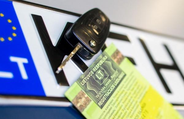 VMI primena: Kiekviena transporto priemonė privalo turėti SDK