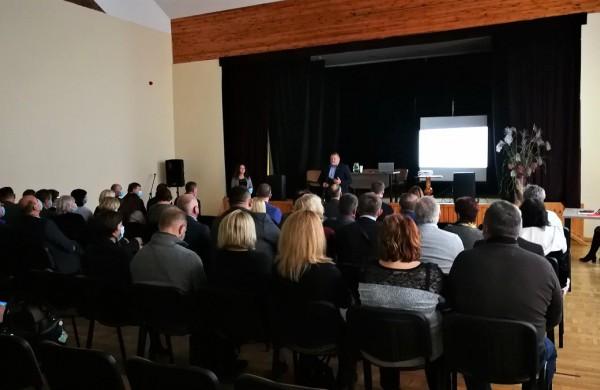 Kauno apskrities savivaldybių seniūnų asociacijos sueiga – konferencija: kokia seniūnijų ateitis?