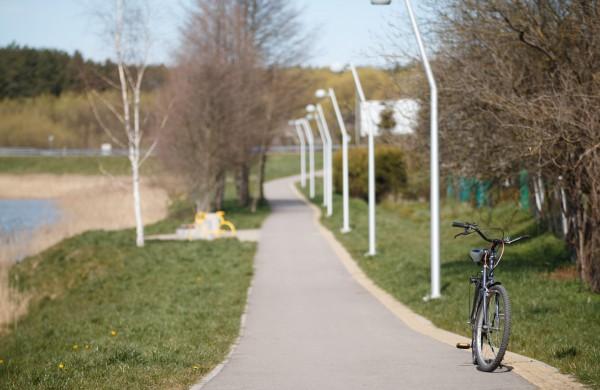 Jonavietis Petras: ar bus pratęstas dviračių takas už Varnutės žiočių?