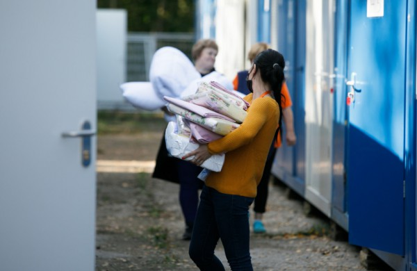 Lietuvą pasiekė beveik 30 mln. eurų EK paramos migracijos krizės valdymui