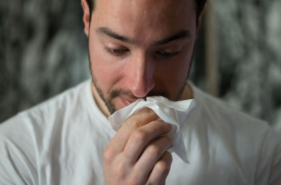 Pajutę peršalimo simptomus likime namie