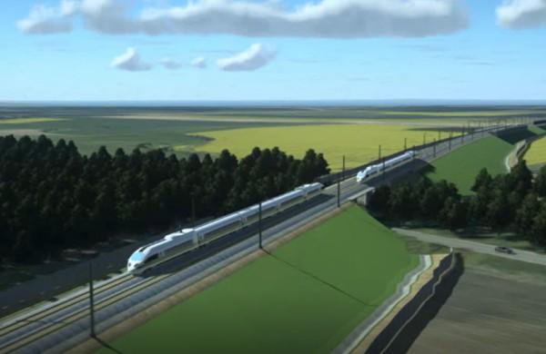 """Skelbiamas konkursas  """"Rail Baltica"""" geležinkelio infrastruktūros įrengimui: nuo Šveicarijos kaimo iki Žeimių"""
