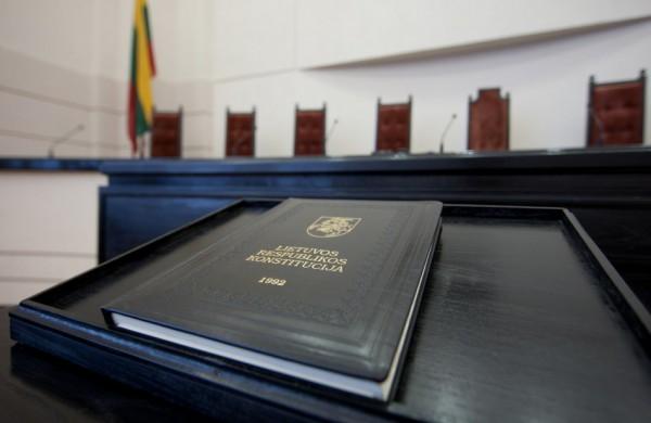 Grupė Seimo narių dėl galimybių paso kreipėsi į Konstitucinį Teismą