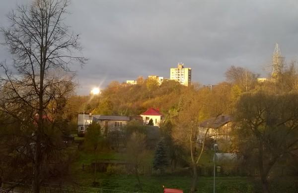 rudens rytas