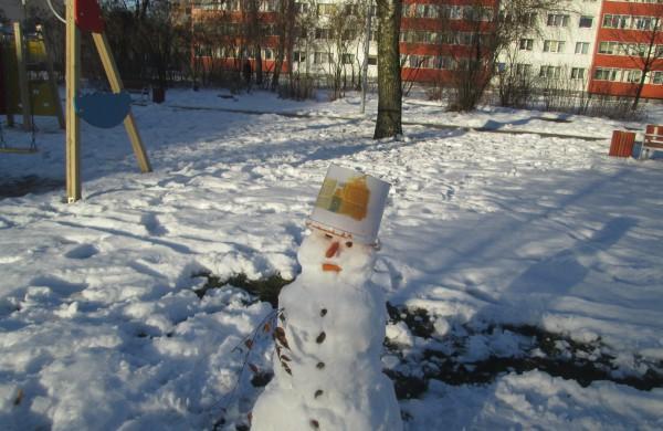 sniego senelis