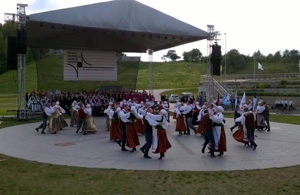 XI tarptautinis choru festivalis Jonavoje