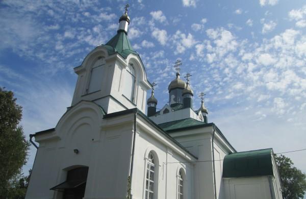 Aleksandro Nevskio bažnyčia Užusaliuose