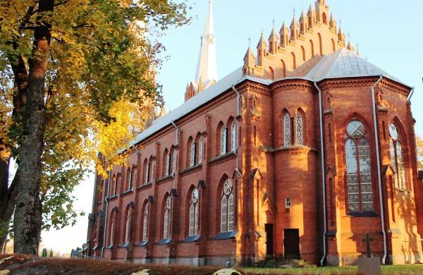 Žeimių bažnyčia